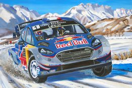 Sebastien Ogier Rally World Champion 2017