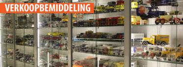 Verkoopbemiddeling schaalmodellen