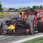 Max Verstappen wint Barcelona 2016klein