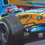 Fernando Alonso Renault R25 2005 600px