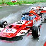 Gijs van Lennep Surtees-Ford Dutch GP 1971
