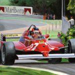 Gilles Villeneuve 1981 Toon Nagtegaal