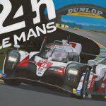 Le Mans 2019 Toyota TS050 Hybrid 600px