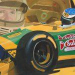 Michael Schumacher Benetton B193 1993 600px