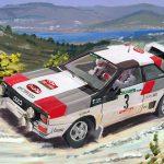 Mikkola Audi Quattro A1 1983 Rally Portugal 600px