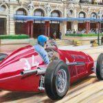 Monaco 1950 Fangio