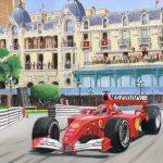 Monaco 2001 Schumacher