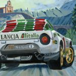 Munari Lancia Stratos HF 1977 Toon Nagtegaal