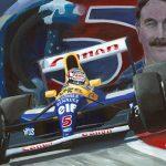 Nigel Mansell Williams FW14 1992 600px