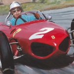 Phil Hill Ferrari 156 600px