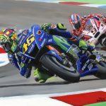 Rossi wint Assen Toon Nagtegaal