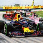 Verstappen China 2017 Toon Nagtegaal