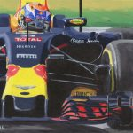 Verstappen Red Bull 2016 close-up Toon Nagtegaal